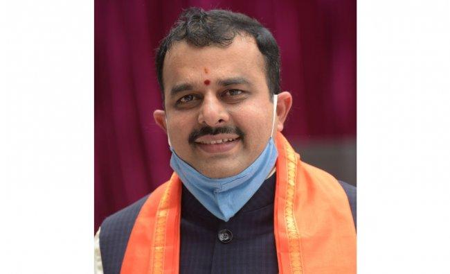 V Sunil Kumar - Energy, Kannada and Culture ministries. Credit: DH Photo