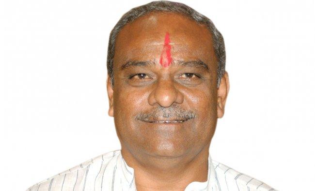 Umesh Vishwanath Katti - Forest, Food, Civil supplies and Consumers affairs ministries. Credit: DH Photo