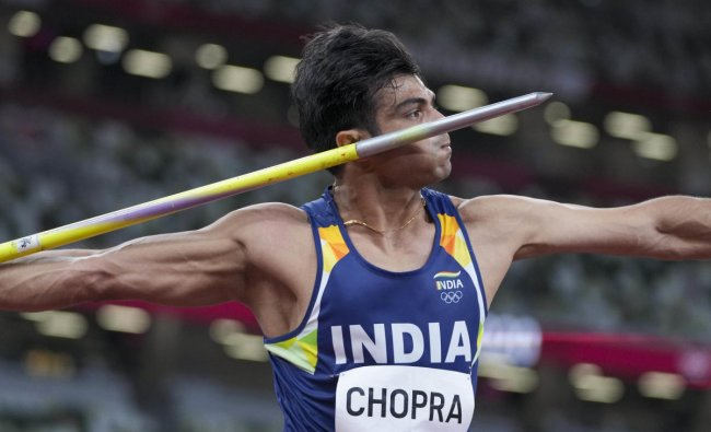 Apart from being an athlete, he is also a Junior Commissioned Officer in the Indian Army. Credit: AP Photo