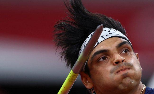 Chopra considers Czech Javelin Thrower Jan Zelezny his \'hero\'. Credit: Reuters Photo