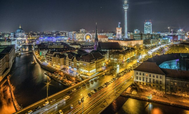 Germany: The Europen country rounds off the top ten cleanest countries list. Its EPI score is 77.2. Credit: Unsplash/Stefan Widua