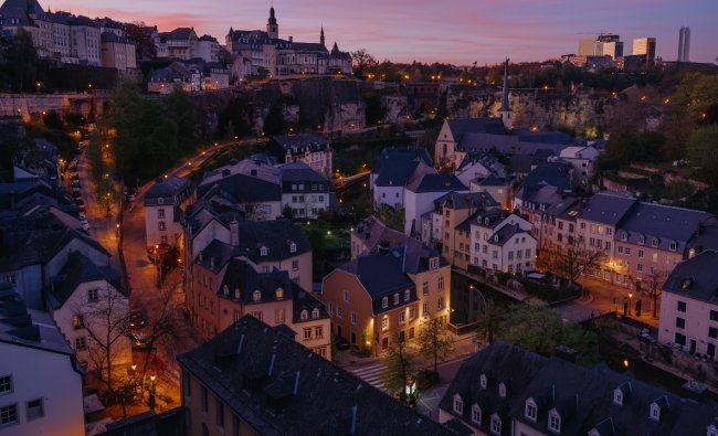 Luxembourg: It is the second cleanest and most environmentally-friendly country in the world. The country has made significant progress in reducing the negative impacts on its environment despite its rapid population and GDP growth. Credit: Unsplash/Cedric Letsch