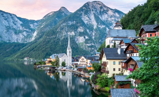 Austria: It is the sixth-cleanest country in the world with an EPI of 79.6. Credit: Unsplash/Dimitry Anikin