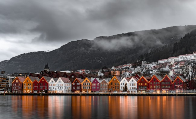 Norway: The ninth placeholder on the list has an EPI of 77.7. Credit: Unsplash/Michael Fousert