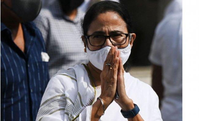 West Bengal CM Mamata Banerjee. Credit: AFP Photo