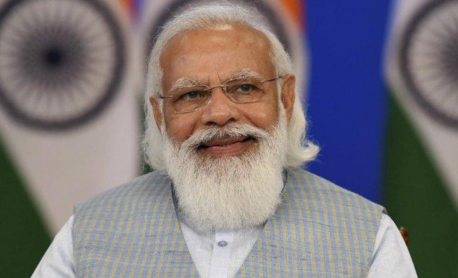 Indian Prime Minister Narendra Modi. Credit: PTI Photo