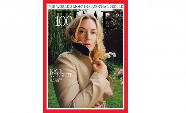 British actress Kate Winslet. Credit: Reuters Photo