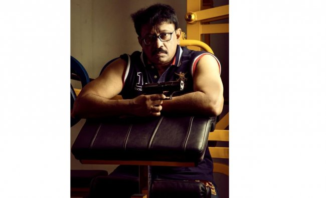 Ace filmmaker Ram Gopal Varma is a graduate from PV Siddartha Engineering college. Credit: Instagram/rgvzoomin