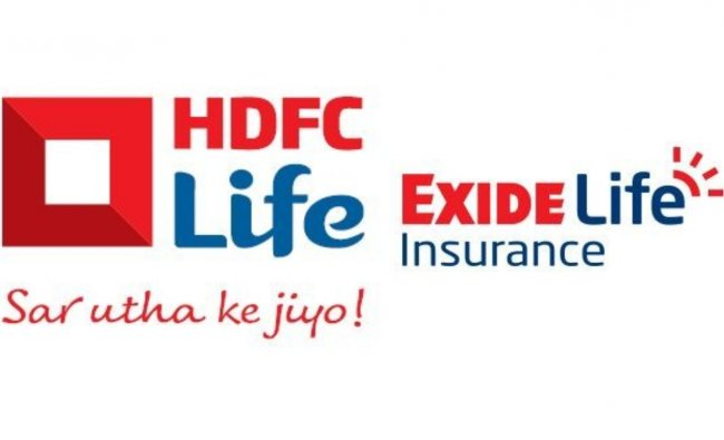 HDFC Life – Exide Life Insurance: In September 2021, Private life insurer HDFC Life Insurance announced that it will acquire Exide Life Insurance from Exide Industries in a deal worth Rs 6,687 crore. Credit: Twitter/@HDFCLIFE & @ExideLife