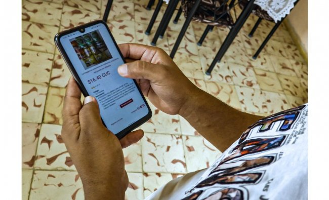 Cuba is the fourth country with the worst internet freedom. It has obtained a score of 21 out of 100. Credit: AFP Photo