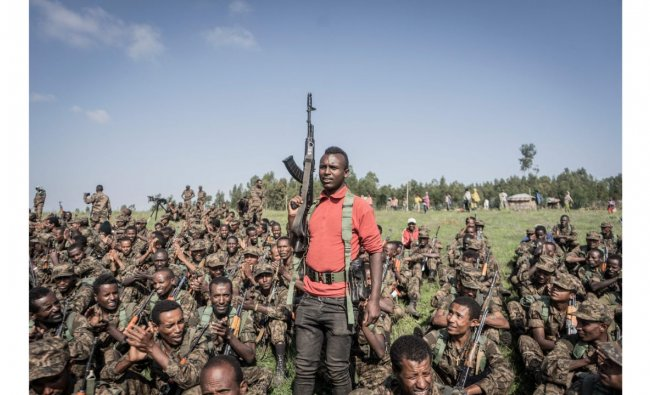 With a score of 27, Ethiopia shares the ninth spot with UAE. Credit: AFP Photo