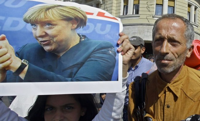 When tens of thousands of migrants streamed into Germany, putting the country\'s emergency response authorities under intense pressure, Merkel declared: \