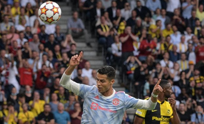 Cristiano Ronaldo | Portugal | Manchester United | $125 million. Credit: AFP Photo