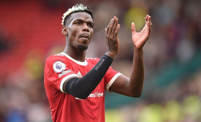 Paul Pogba | France | Manchester United | $34 million. Credit: AFP Photo