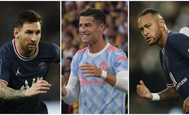 In Pics | Top 10 highest-earning footballers in the world