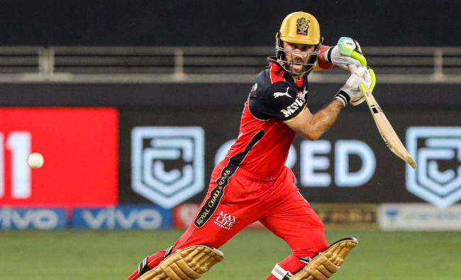 Rank 5 | Glenn Maxwell (Royal Challengers Bangalore) | Matches: 15 | Runs: 513 | Highest score: 78 | Average: 42.75 | Strike rate: 144.10 | Credit: PTI Photo