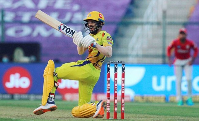 Rank 1 | Ruturaj Gaikwad (Chennai Super Kings) | Matches: 16 | Runs: 635 | Highest: 101* | Average: 46.38 | Strike Rate: 137.35| Credit: PTI File Photo