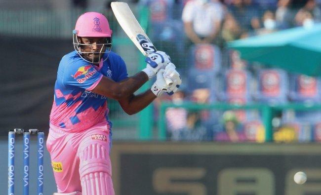 Rank 6 | Sanju Samson (Rajasthan Royals) | Matches: 14 | Runs: 484 | Highest: 119 | Average: 40.33 | Strike Rate: 136.72 | Credit: PTI Photo
