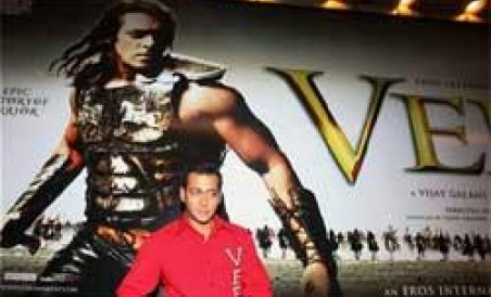 I will take the blame if Veer fails: Salman Khan | Deccan Herald