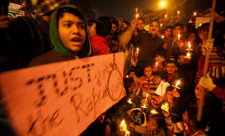Gang-rape victim extremely critical, has brain injury