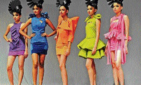 Fashion Show Honours For Carmelites Deccan Herald