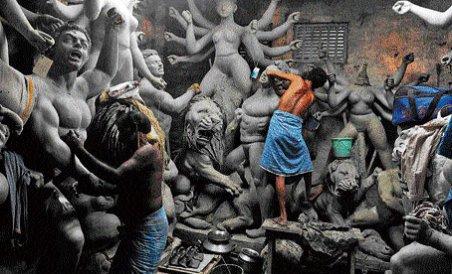 Idol makers of Kumartuli | Deccan Herald