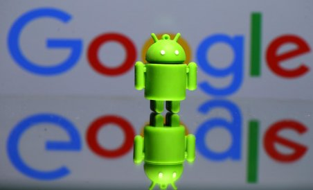 Google faced a record EU anti-trust fine of 4.3 billion euros on Wednesday over its Android smartphone system, in a ruling that risks a fresh clash between Brussels and Washington. Reuters file photo