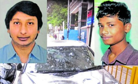 Drunk surgeon driving BMW mows down youth in Domlur | Deccan