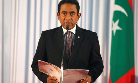Maldives prez took gifts from island developers: report
