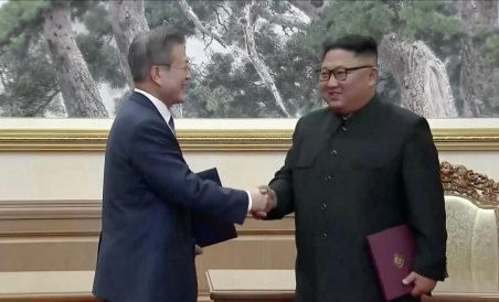 S Korea's Moon seeks nuclear pact with Kim at summit