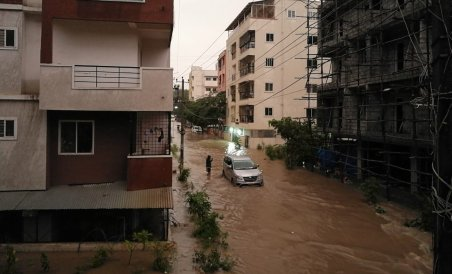 Overnight rain catches Bengalureans by surprise