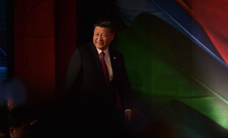 Protectionism 'doomed to failure', China's Xi says