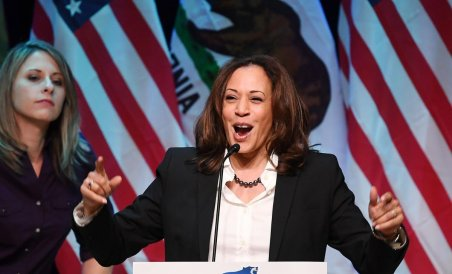 Senator Kamala Harris Announces Us Presidential Run Deccan Herald