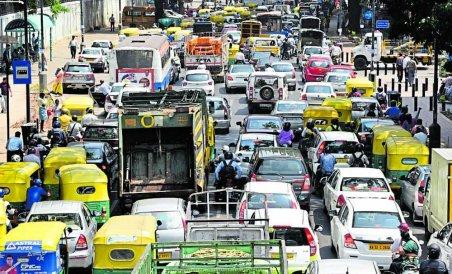 Worrying findings on Bengaluru traffic   Deccan Herald