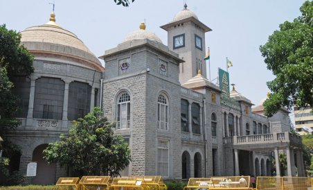 BBMP officials booked for occupany certificate scam | Deccan