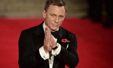 Daniel Craig Preps For Bond 25 Following Injury Deccan Herald