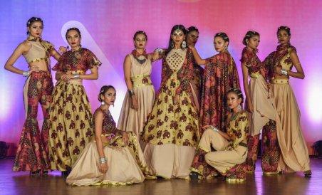 Vogue Emerges Winner In 2nd Round With Banjara Theme Deccan Herald