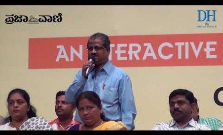 Janaspandana at Chitradurga: Complaints pour in