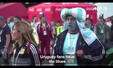 Uruguay could have won with Cavani, say fans