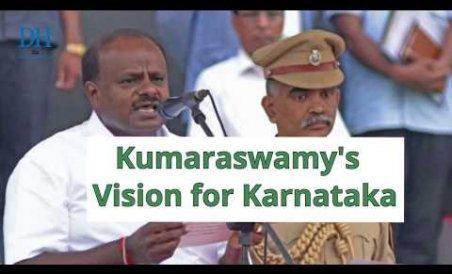 Kumaraswamy's Vision for Karnataka