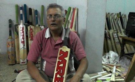 Ram Bhandari: Celebrity bat repairer