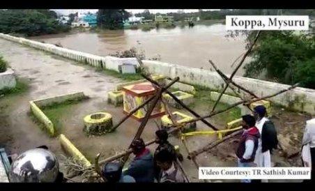 Cauvery Floods Koppa