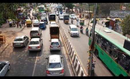 New median creates traffic problems for Bengalureans