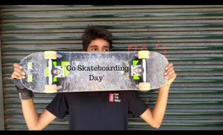Bengaluru celebrates 'Go Skateboarding Day'