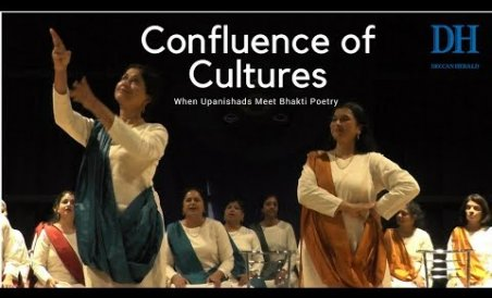 Confluence of Cultures: Upanishads Meet Bhakti Poetry