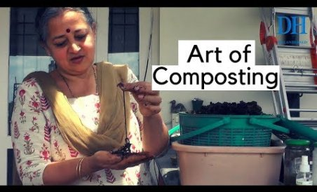 Art of composting with Vani Murthy