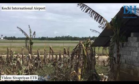 Kochi Airport to Reopen on August 29