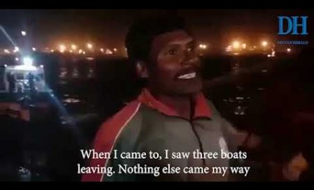 Lost at Sea for 6 Hours