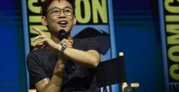 Director James Wan participates in the Warner Bros. Theatrical Panel for