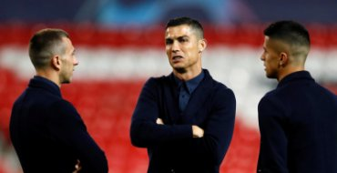Return of Ronaldo worrying for Manchester United